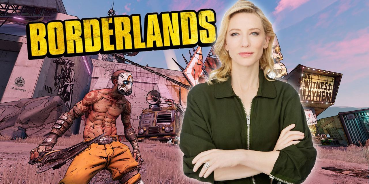 Borderlands Movie: Cate Blanchett Shockingly Cast As Lilith In Insane Video game Adaptation
