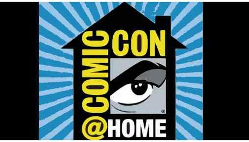 Comic-Con at Home 2020