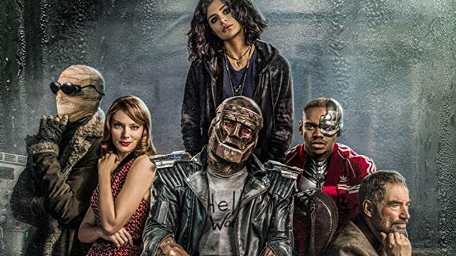 doom patrol hbo max