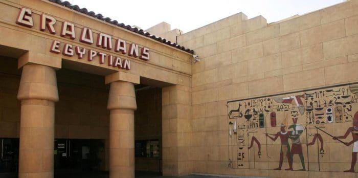 Netflix Has Bought Hollywood's Legendary Egyptian Theater - The Illuminerdi
