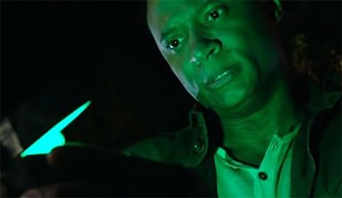 green lantern - david ramsey