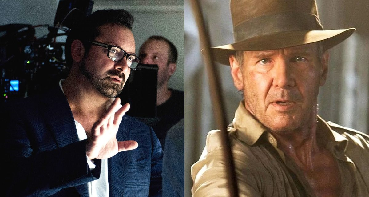 James Mangold Explains His Approach To Indiana Jones 5