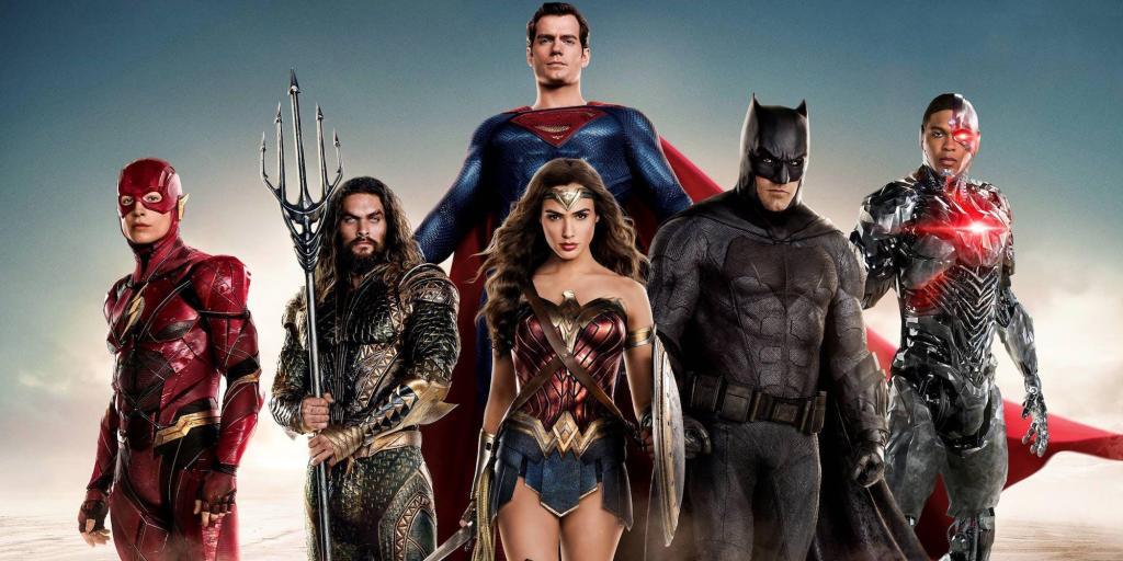 Justice League Snyder Cut Promo