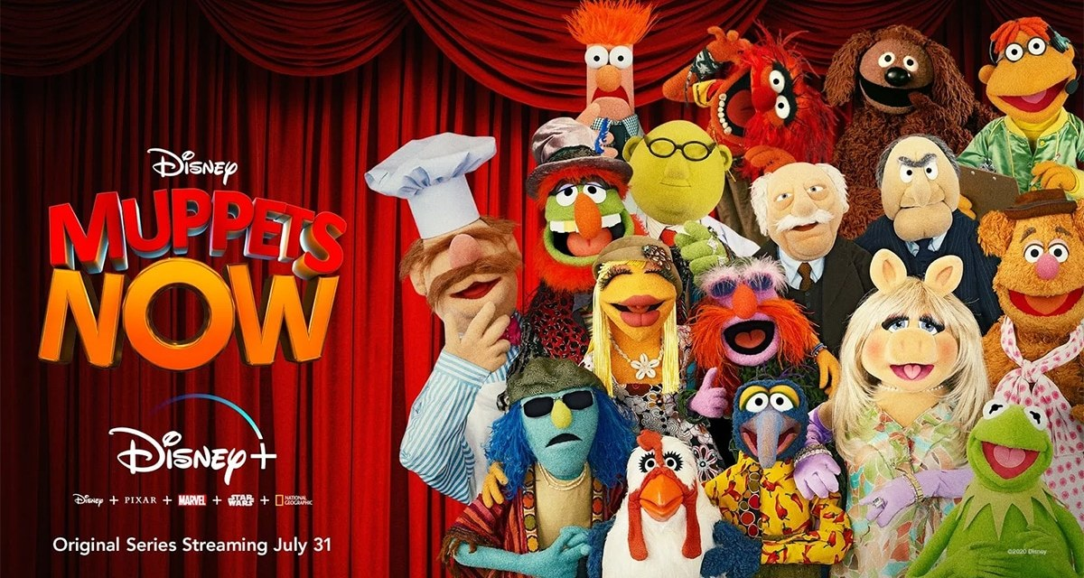 Muppets Now Coming To Disney+ July 31