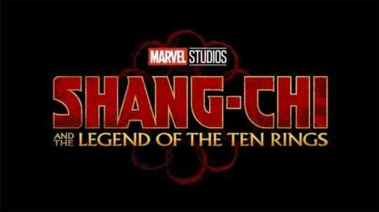 Shang-Chi and the Legend of the Ten Rings Simu Liu