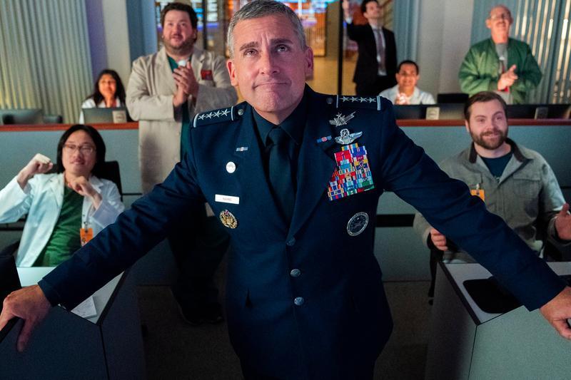 Steve Carell's Space Force Netflix Trailer Is Finally Here - The Illuminerdi