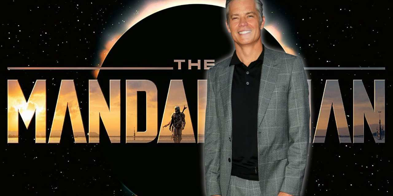 Timothy Olyphant Is The Latest Icon To Join The Mandalorian Season 2