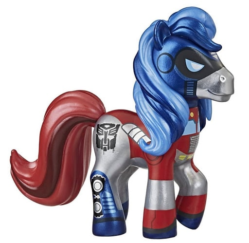 My Little Pony Transformers