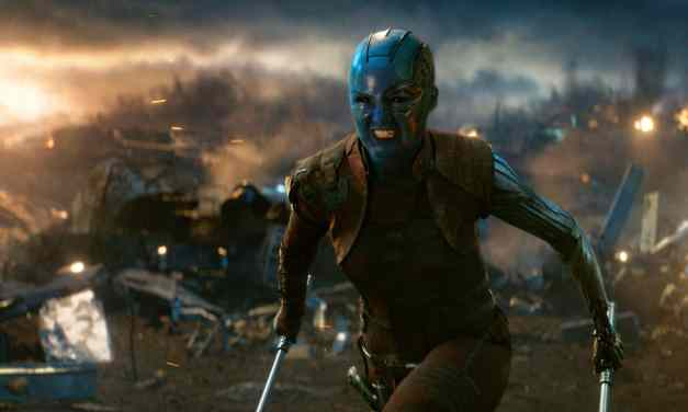 Thor: Love and Thunder: New Shots of Nebula and A Mystery Alien on Set