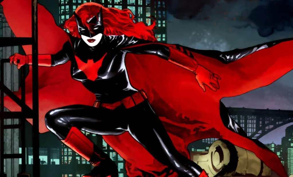 batwoman comic - kate kane