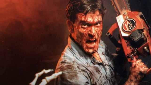 evil dead 4 - bruce campbell