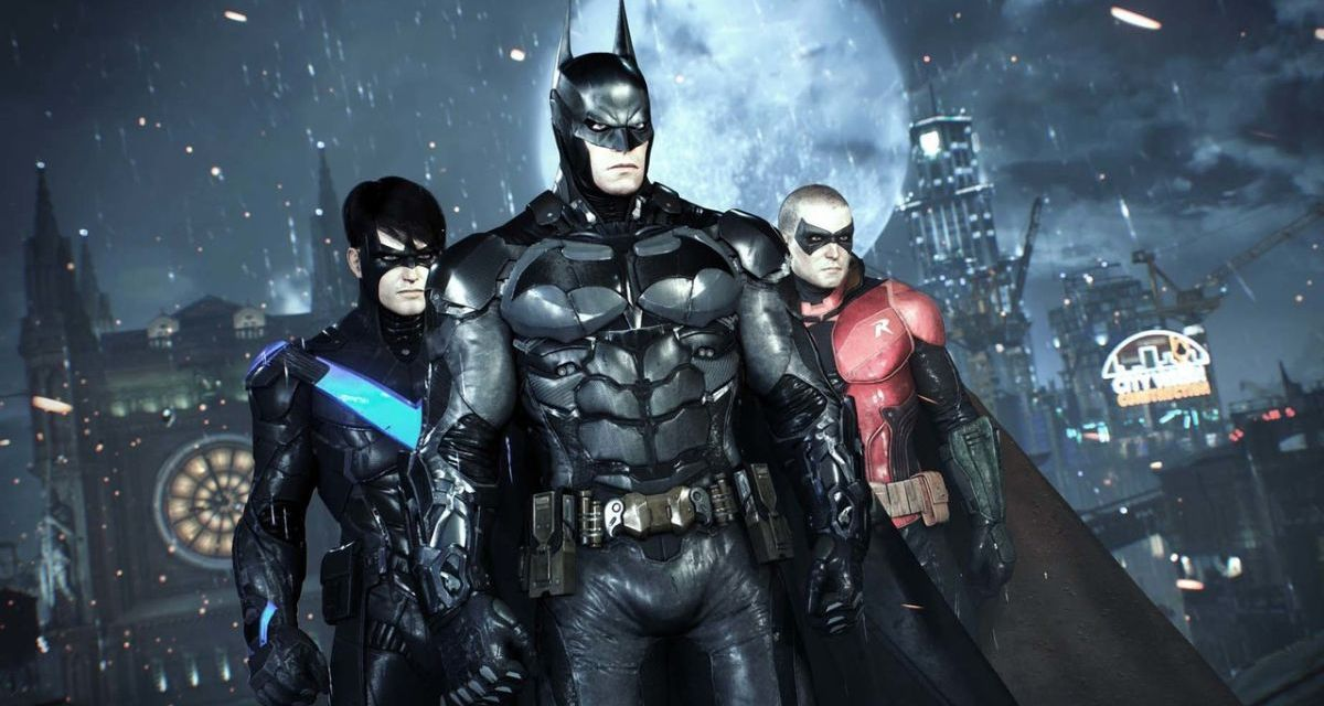 New Batman Arkham Game Could Be Released This Year