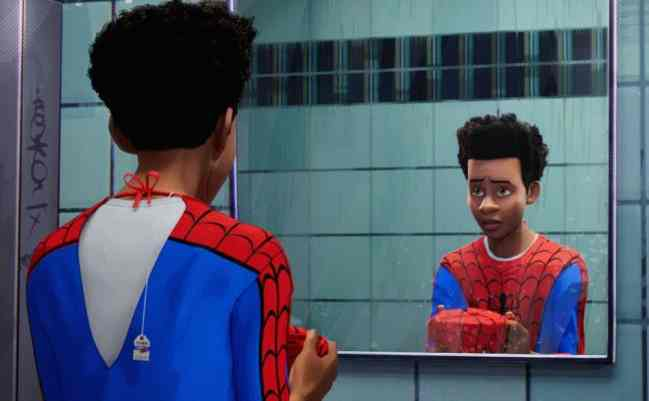 into the spider-verse miles morales