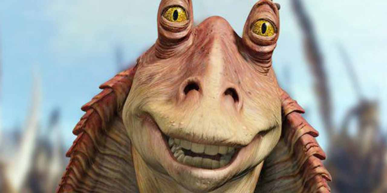 Should Ahmed Best's Controversial Jar Jar Binks Really Return To Star Wars?