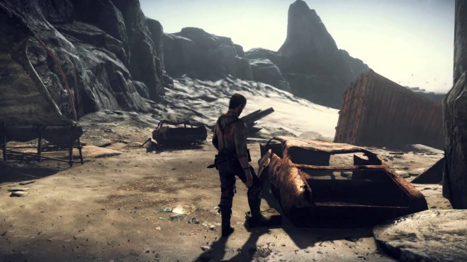 mad max - warner brothers gaming