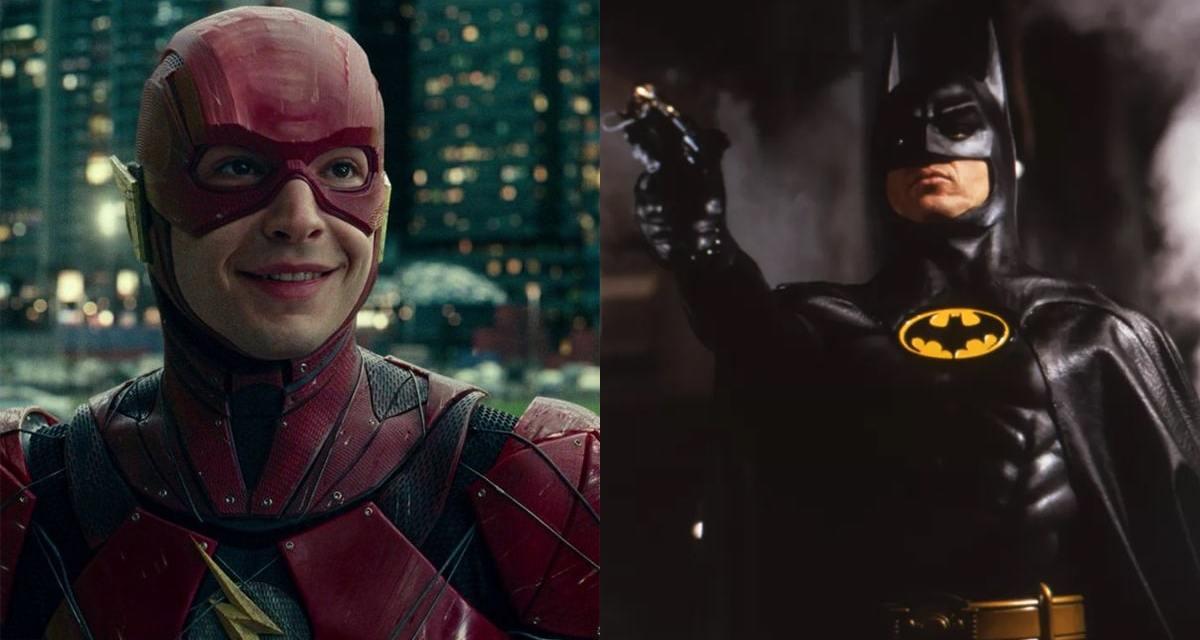 Michael Keaton In Early Talks To Appear As Batman In The Flash Movie