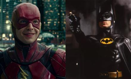 Michael Keaton In Early Talks To Appear As Batman In The Flash Movie