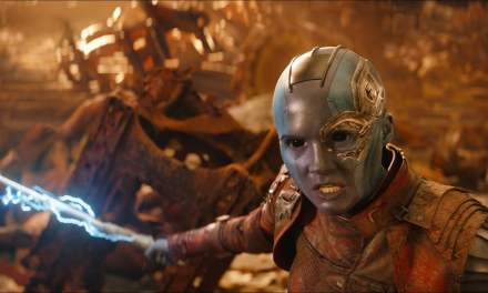 Karen Gillan Teases Nebula's New Outlook After Thanos' Death in Guardians of the Galaxy Vol. 3