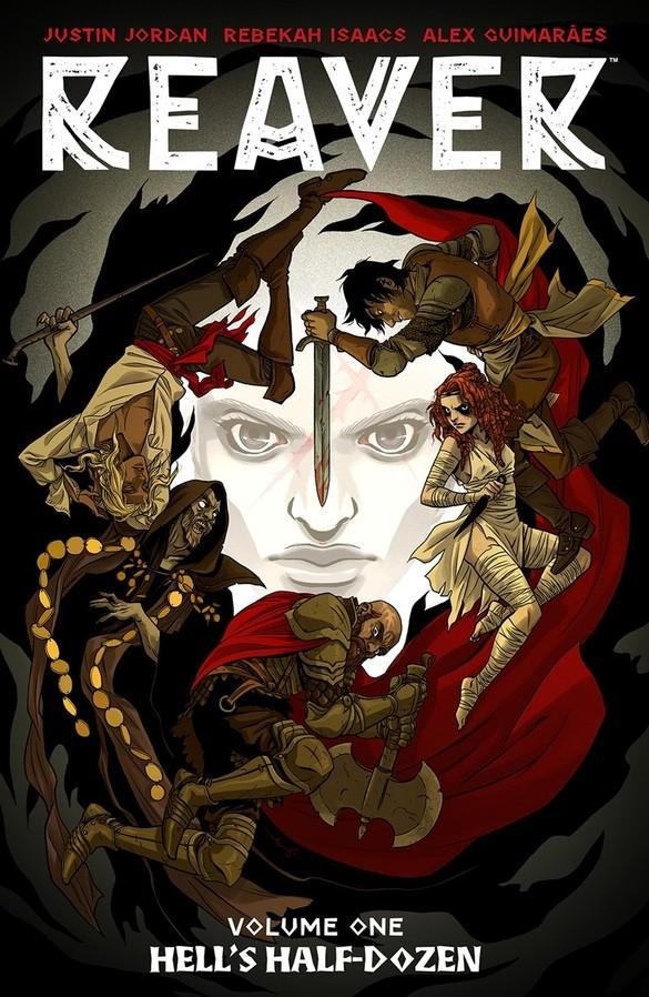 Reaver #8 Review: Fantasy At Its Best - The Illuminerdi