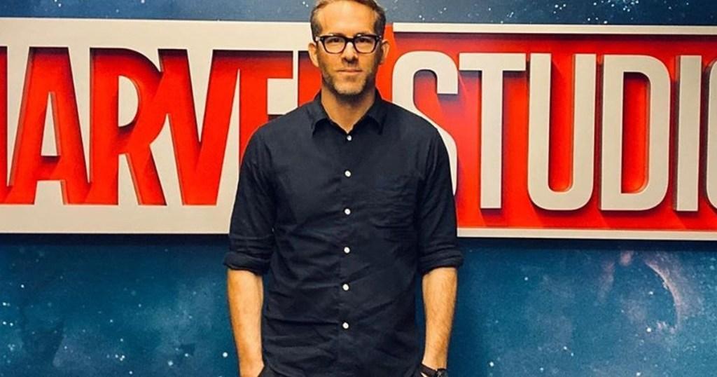 Ryan Reynolds Marvel Studios