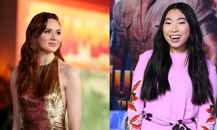Jumanji Co-Stars Karen Gillan And Awkwafina Are Teaming Up Again For Shelly