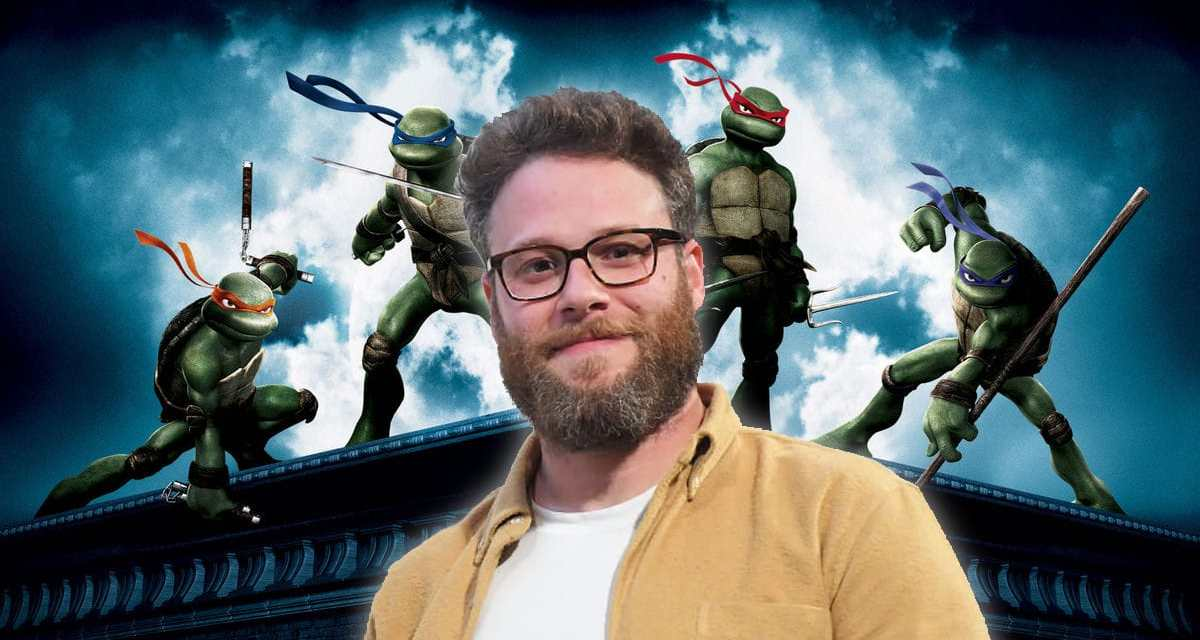 New Teenage Mutant Ninja Turtles Animated Film In Development Powered By Seth Rogen