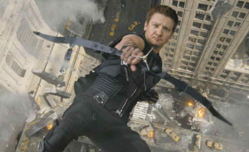 Hawkeye Jeremy Renner The Avengers