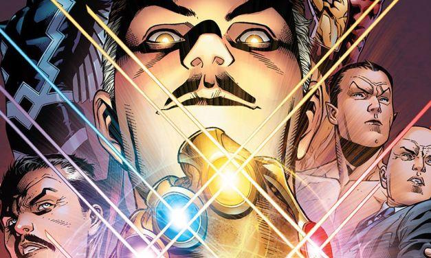 Kevin Feige Developing Marvel's Illuminati Based On Comic Run: Exclusive