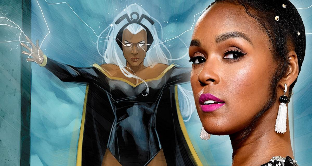 Super Star Janelle Monáe Campaigning To Play Storm in Black Panther 2 and the MCU