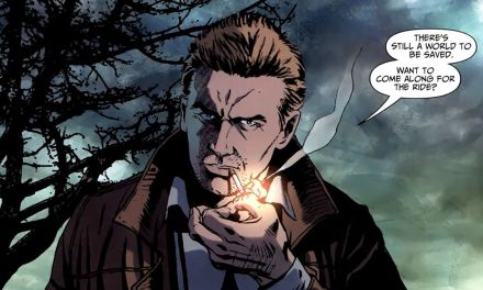 New Rumor Points To A Constantine Film In Development At Warner Bros