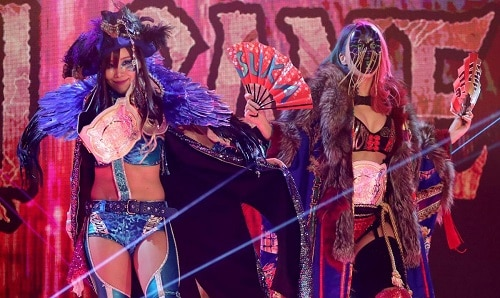 WWE Kabuki Warriors
