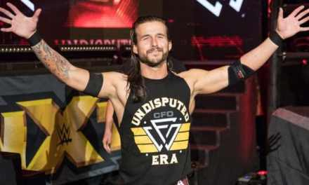 NXT Star Adam Cole Goes Off On Pat McAfee During Intense Interview
