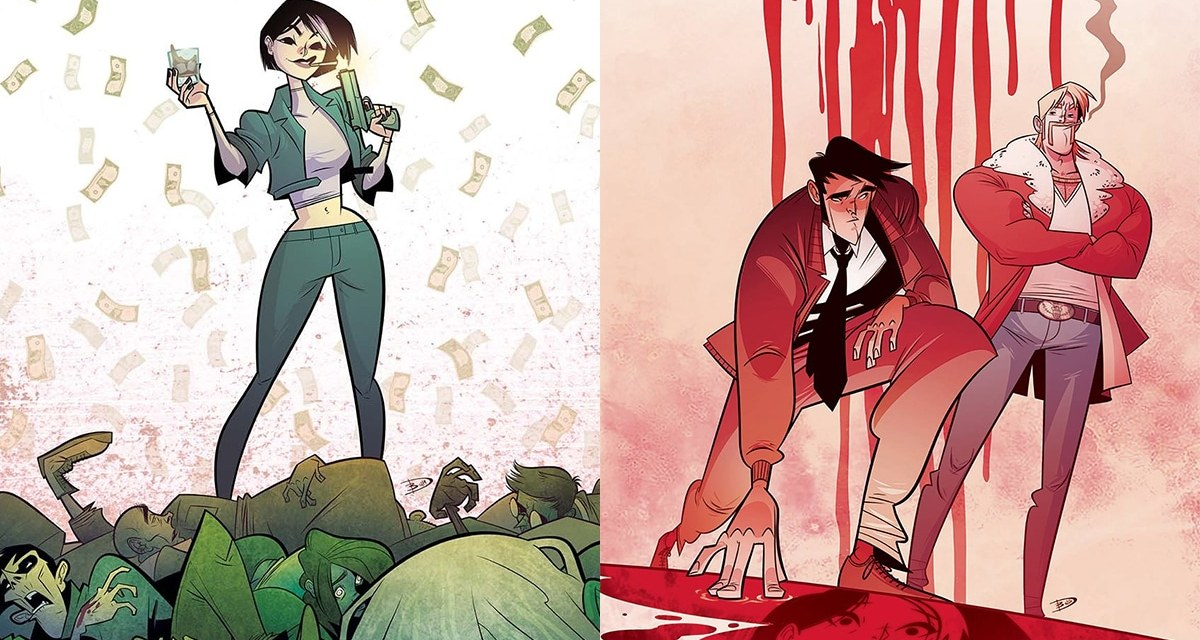 CHU #1 REVIEW: A NEW ADVENTURE IN THE WORLD OF CHEW