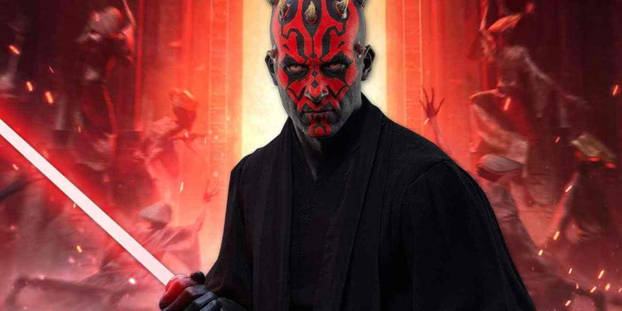 Darth Maul Rumored For Multiple Disney+ Star Wars Shows