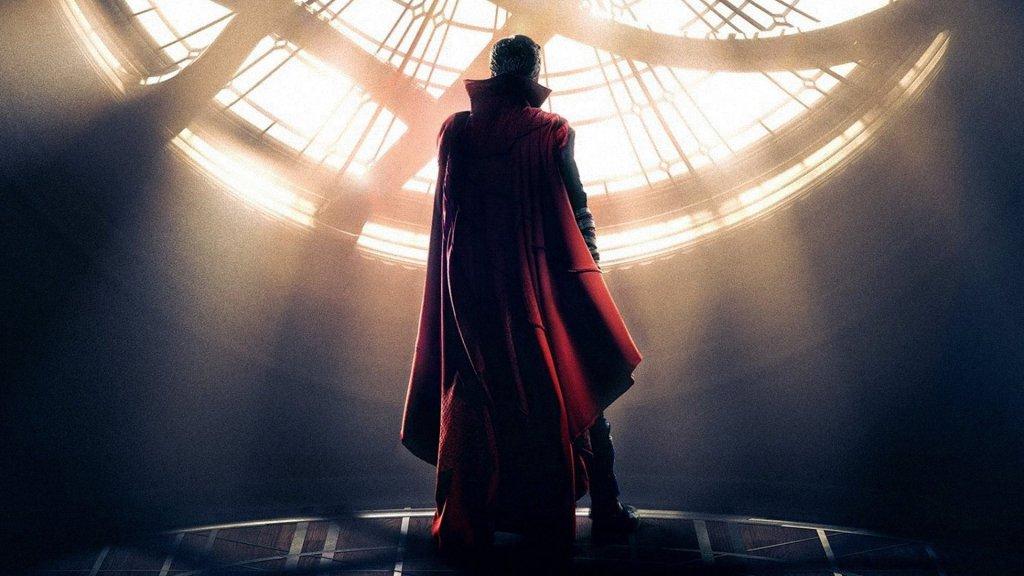 Doctor Strange Window