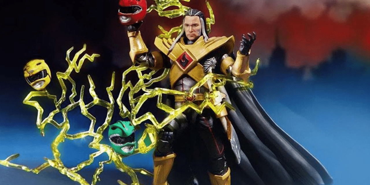Lightning Collection Lord Drakkon Evo III Figure Revealed