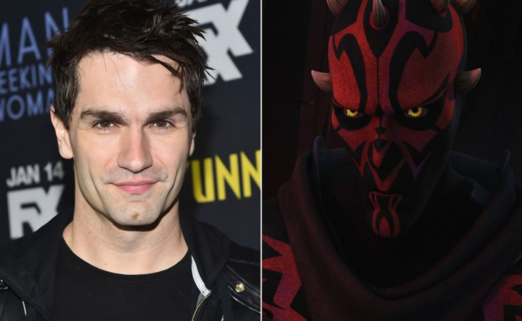 Sam Witwer Darth Maul The Bad Batch