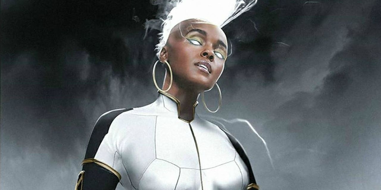New Artwork Depicts What Janelle Monáe Could Look Like As The MCU's Storm