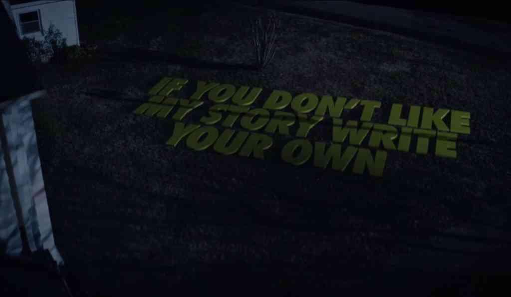 Watchmen Write Your Own