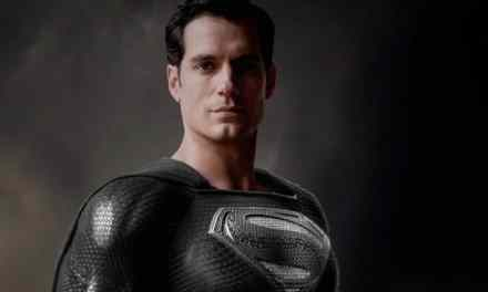 Zack Snyder's Justice League Releases 1st Clip Of Superman In His Black Suit