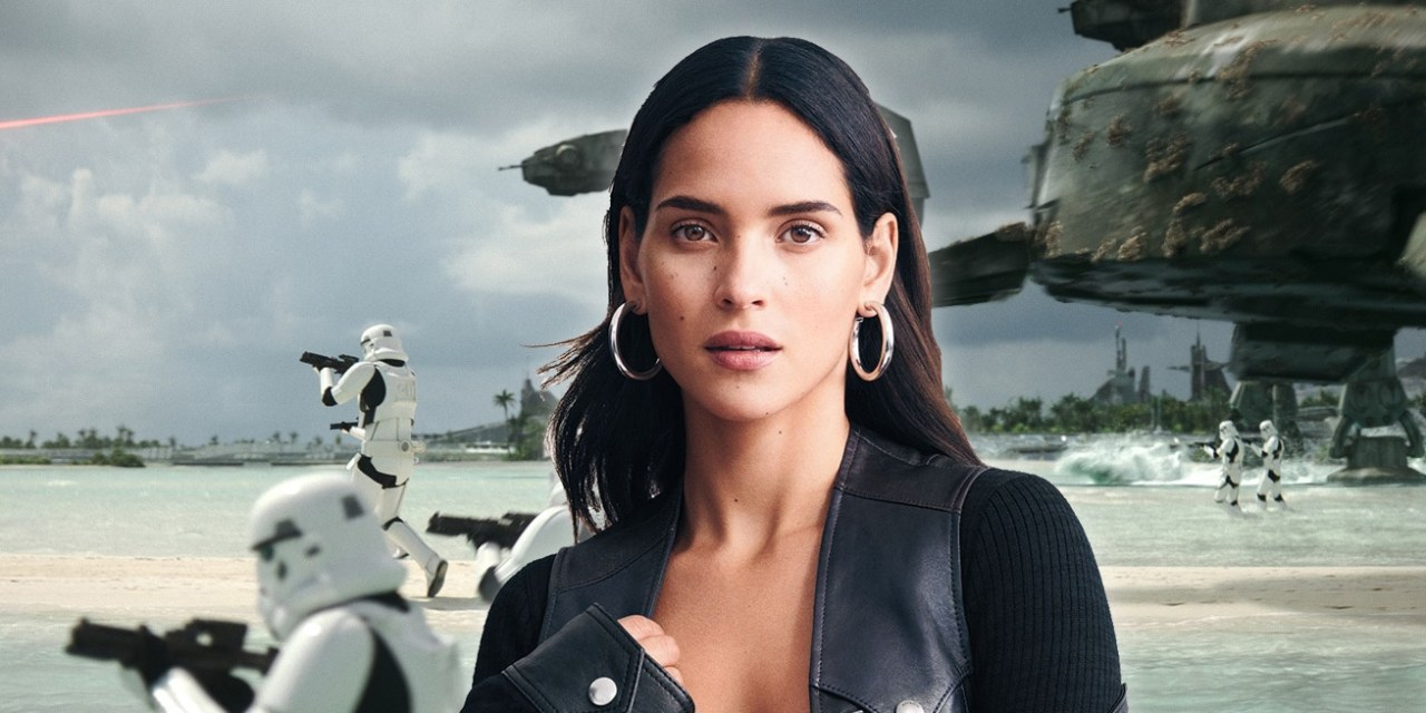 Star Wars' Rogue One Spin-Off Adds Adria Arjona to Its Growing Cast