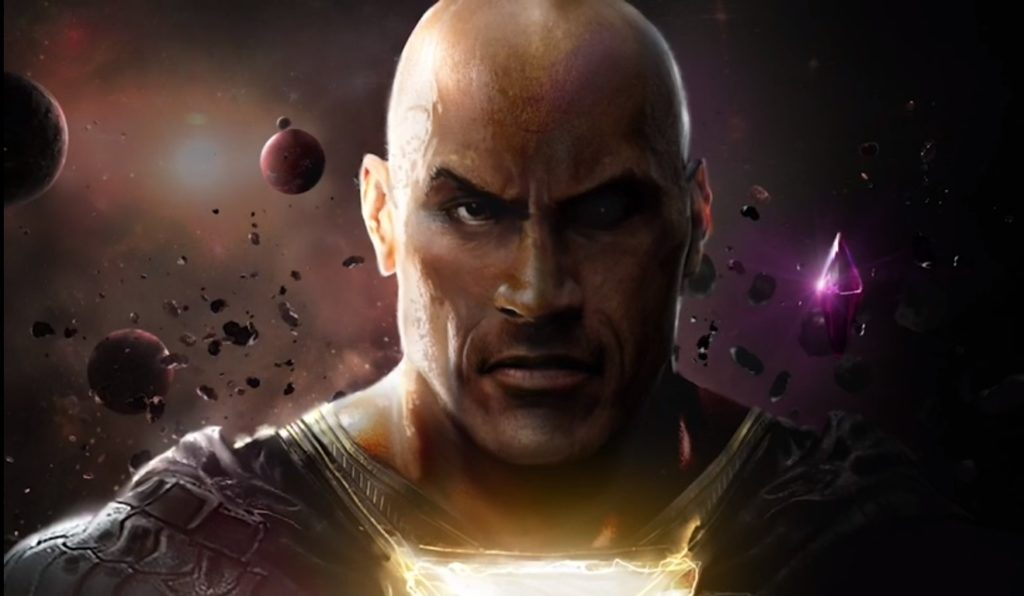 Black Adam Concept Art Teth-Adam The Rock