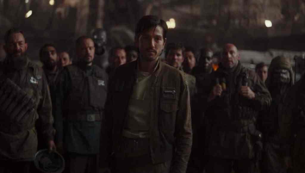Star Wars' Rogue One Spin-Off Adds Adria Arjona to Its Growing Cast - The Illuminerdi