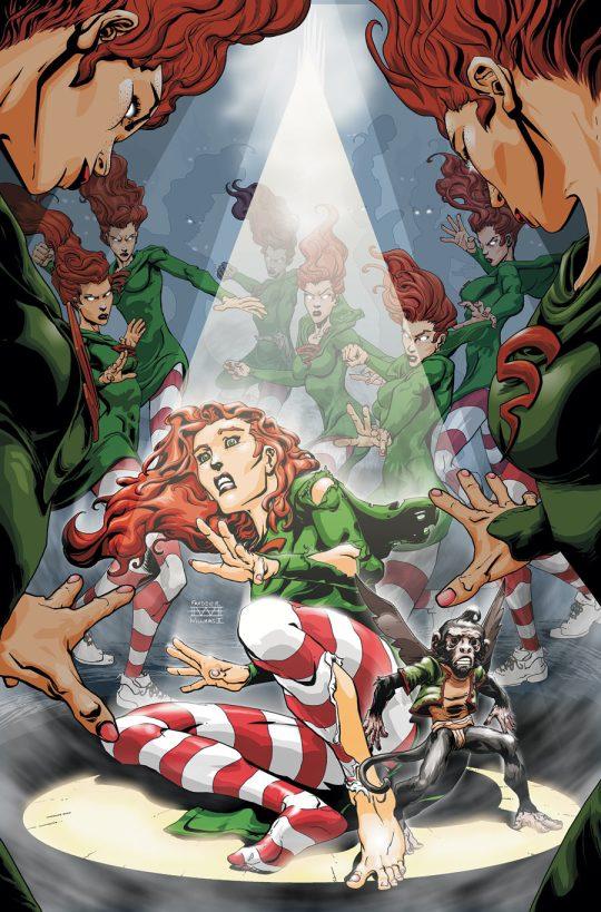 Cyclone DC Comics