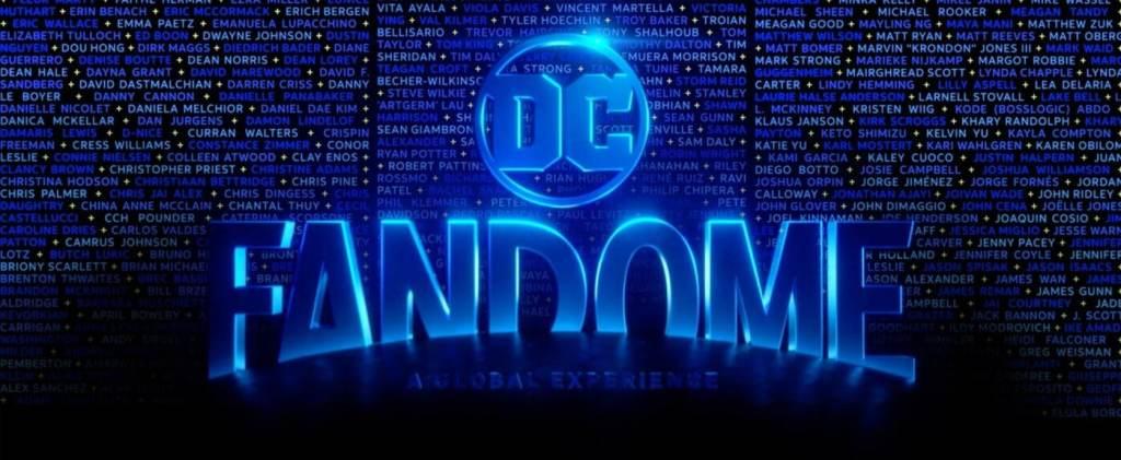 DC Fandome Talent Lineup