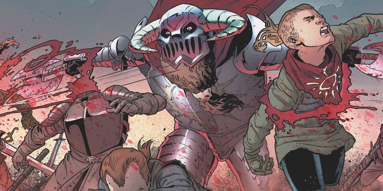 Reaver #10 Review: The Grim After