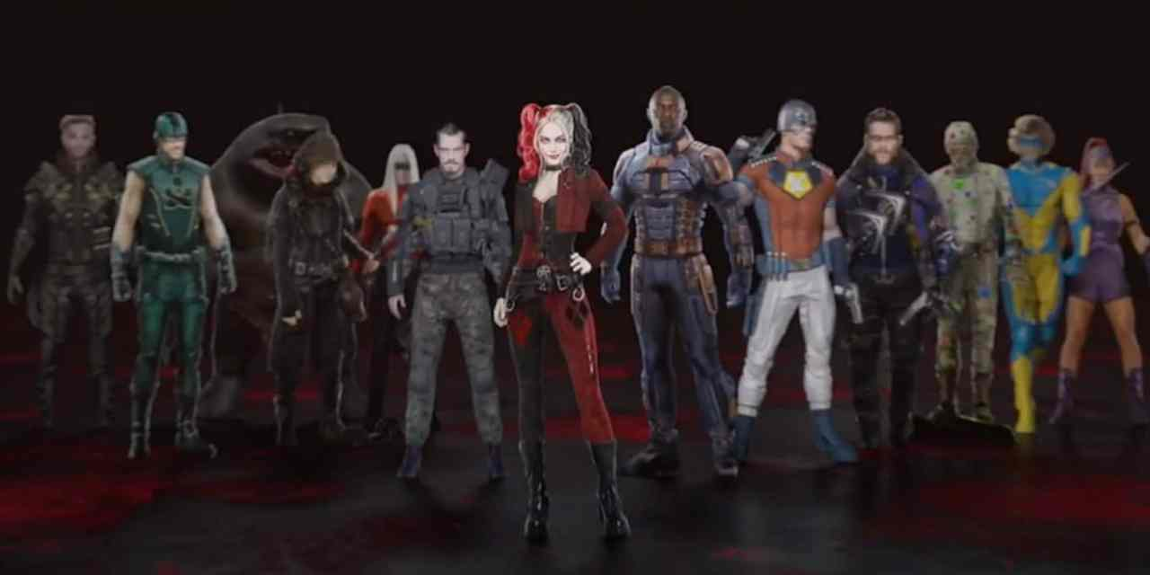 Watch The Suicide Squad DC Fandome Character Reveal and Full Panel Breakdown Now
