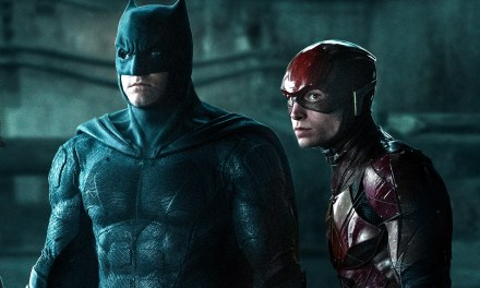 The Flash Producer Teases Batman's Role With Mysterious New Behind-The-Scenes Photo