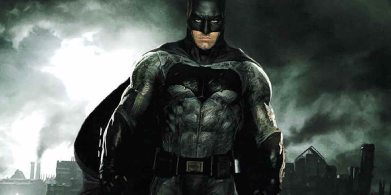 Ben Affleck Officially Back As Batman In Shocking Return