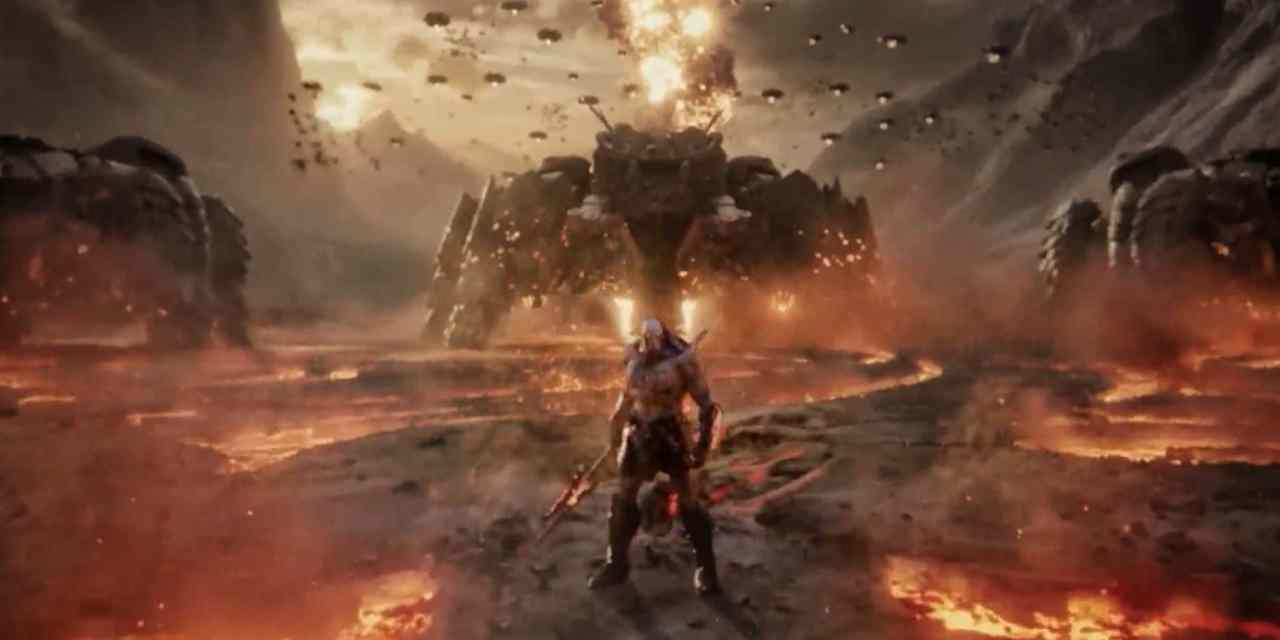 Justice League 2: Zack Snyder Teases His Master Plan For A Sequel and Darkseid